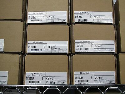 Allen Bradley Micrologix 1100 1763-l16bwa B Factory Sealed 1763l16bwa