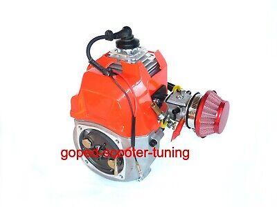 Tuning Motor 49ccm Benzin Scooter Performance Engine 49cc Mach1 Gas Scooter gebraucht kaufen  Hemau