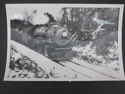 Photographic Prints (2): Northern Pacific 1705, Sumas line, WA