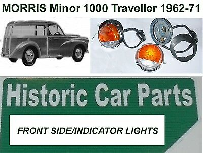 MORRIS Minor 1000 Traveller 1962 71   Front Sidelight Flasher Assy  52572D