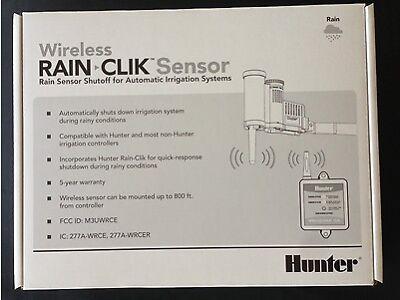 WR-CLIK Huntsman Rain Clik Wireless Rain Sensor for sprinkler irrigation system