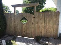 Fence & deck construction