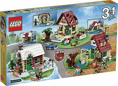 Lego Creator Changing Seasons 31038 New Sealed NIB Perfect Box Fast Shipping