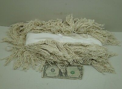 New Nib 36 Cotton Dust Mop Head See Photos Free Shipping Sc