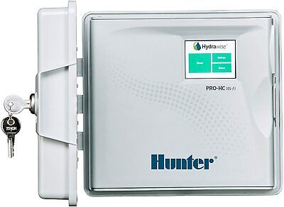 Hunter Hydrawise PHC-1200 12 Station WiFi Outdoor Controller Smart Phone PRO-HC