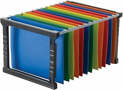 Officemate Plastic Hanging File Folder Frame 18 Inch Letter And Legal Size. 1