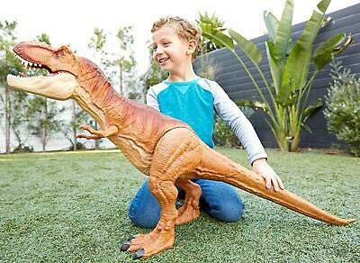LG Jurassic World T-Rex Dinosaur Toy Realistic Working Jaws Giant Action Animal