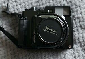Fuji 6x4.5 medium format, roll film range finder camera