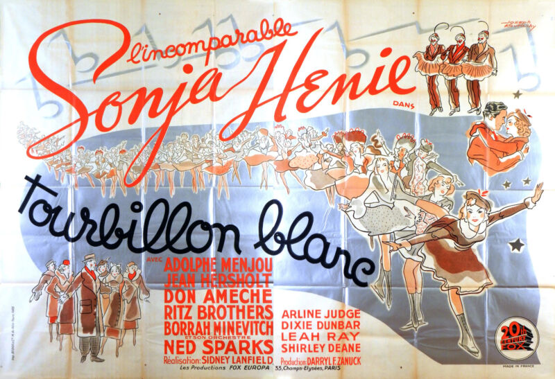 ONE IN A MILLION - ORIGINAL FRENCH POSTER