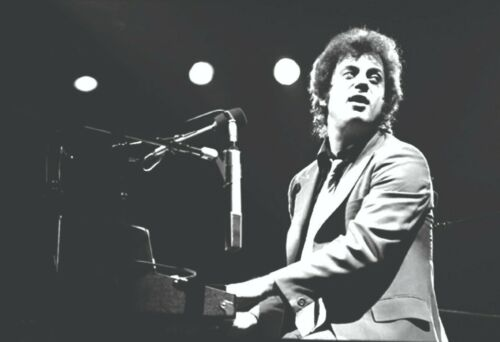 Billy Joel Photo High quality Reproduction Free Domestic Shipping 03
