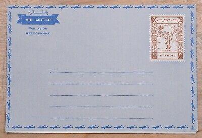 Mayfairstamps Dubai Scouts 30np Mint Stationery Aerogramme wwo87229