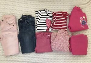 8 Bulk Girls Clothes Size 8 great condition