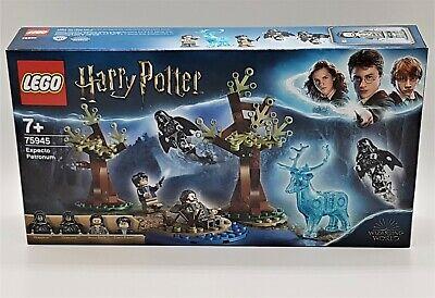 LEGO 75945 Harry Potter Expecto Patronum Set Brand New & Sealed