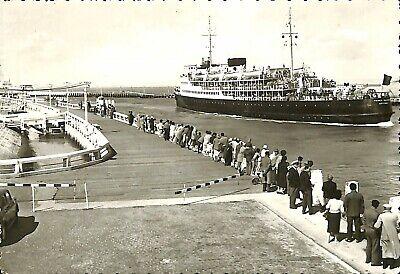 CPSM - Belgique - Oostende - Ostende - L'arrivée de la Malle