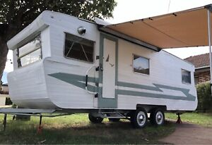 1978 VISCOUNT 20ft Caravan - Fully Restored & Licensed