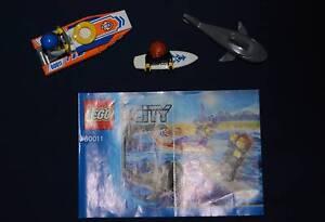 LEGO City Surfer Rescue-60011 Dalyellup Capel Area Preview