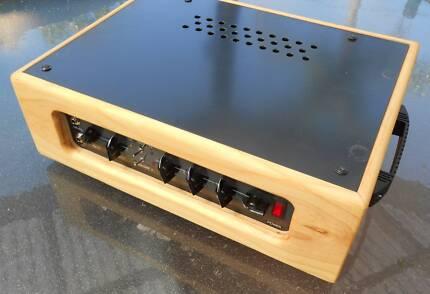 CUSTOM BUILT GUITAR AMP - LOUD & CLEAN 120 watts