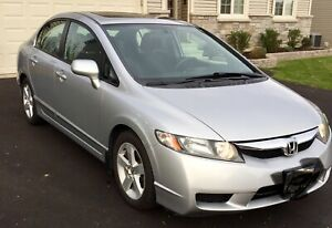 2011 Honda Civic SE, ONLY 74,000kms