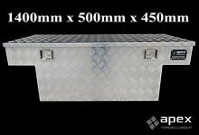 BRAND NEW ALUMINIUM CHECKER PLATE TOOLBOX TOOL BOX UTE - HF4-316 Chipping Norton Liverpool Area Preview