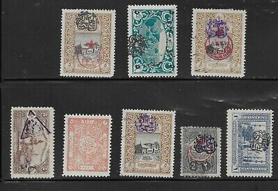 TURKEY CLASSIC STAMPS MH/USED!!!(Q18)