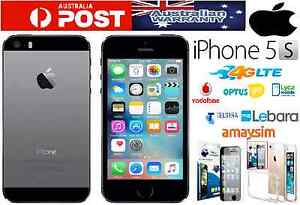 Brand new IPHONE 5S SEALED IN A BOX WITH 2 YEARS WARRANTY Sydney City Inner Sydney Preview