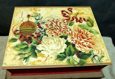 Punch Studio Large Box Very Good Condition 14 75X12x3 75 Inches
