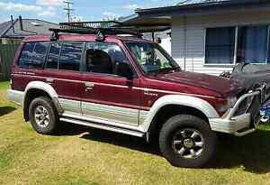 Must go! Make an offer now! 1994 Pajero 7 seats Auto Stanthorpe Southern Downs Preview