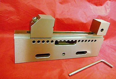 6 Precision Stainless Wire Cut Vise For Edm Grinding Milling M2021051 New