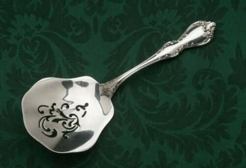 """Debussy by Towle Sterling Silver Tomato Server 8"""""""