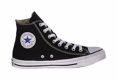 Converse Womens All Star Hi - Converse Chuck Taylor All Star Hi Top Black White Shoes Women Sneakers M9160