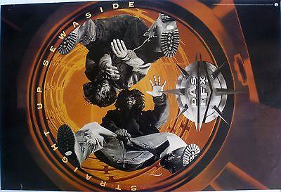 DAS EFX STRAIGHT UP SEWASIDE 1993 VINTAGE ORIG HIP HOP MUSIC STORE PROMO POSTER