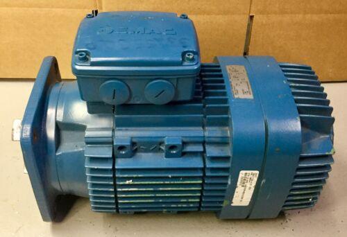 DEMAG KBA112B42A CONICAL ROTOR BRAKE MOTOR 7.1 HP 460V 3PH 3300 RPM NEW NO BOX