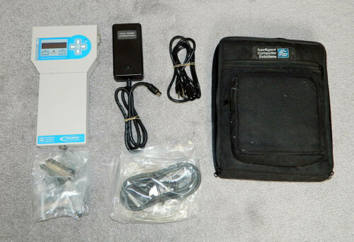 ICS Image Masster SOLO Hard Drive Duplicator w Cables,Soft Carrying Case Bundle