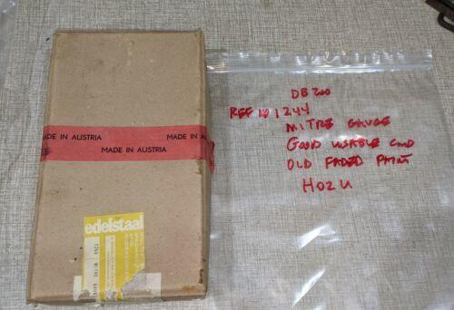 Emco Unimat DB200 Lathe Parts: Mitre Gauge Ref No 1244 H02U