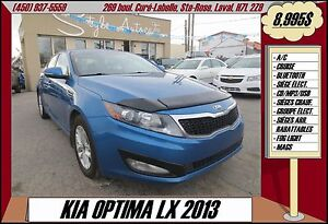 2013 Kia Optima LX A/C BLUETOOTH USB