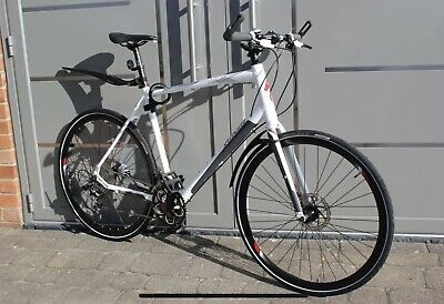 Specialized Sirrus Comp Disc - Hybrid Flatbar Bike - Size XL
