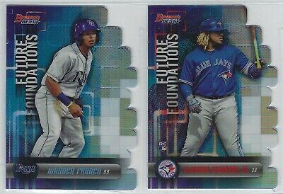 2019 Bowman's Best FUTURE FOUNDATIONS Die-Cuts Complete Your Set You