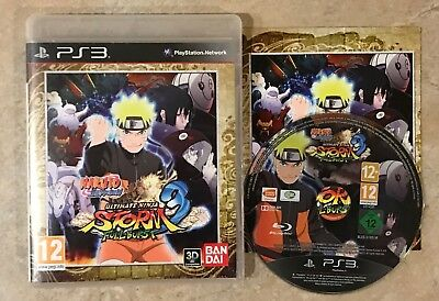Naruto Shippuden : Ultimate ninja storm 3 Full Burst COMPLET (PS3) comprar usado  Enviando para Brazil