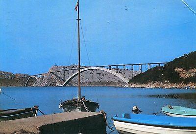 Alte Postkarte - Titos Brücke