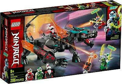Lego Ninjago 71713 Masters of Spinjitzu Empire Dragon Digi Lloyd Vs Evil Unagami