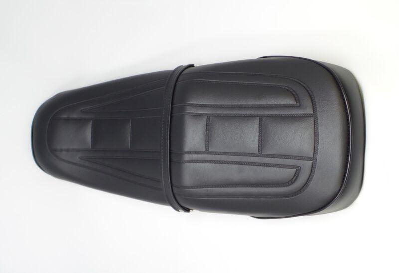 Brand New Custom KZ900 KZ1000 Complete Cafe Style Seat w/ Belt