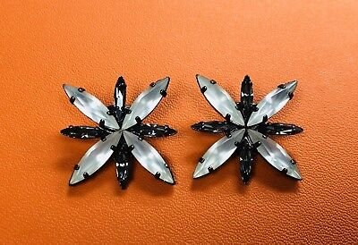 Guy Laroche Crystal Earrings for sale  Shipping to Canada