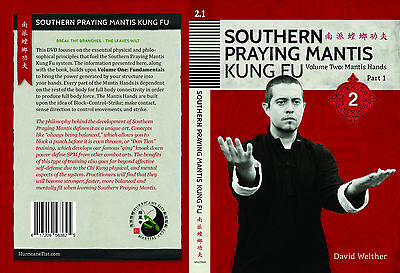 Southern Praying Mantis Volume 2: Mantis Hands (DVD) Part 1