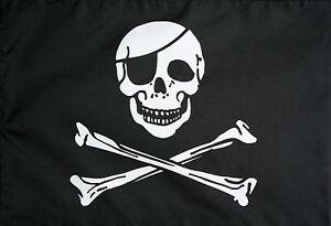 SKULL-CROSSBONES-BLACK-WHITE-PIRATES-FLAG-5-x-3-FT-LARGE-FLAG-POLYESTER-NEW