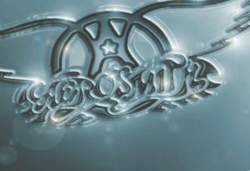 Aerosmith Logo  Photo High quality Reproduction Free Domestic Shipping 01