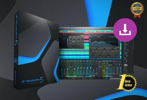 PreSonuS Studio One 5.0.2 Pro.2020🔥 Software DAW NEW| Limited Stock 🔥