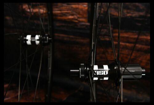 LAST PAIR! HANDBUILT DT Swiss 350 hubs / DT SWISS GR531 rims / Sapim Race