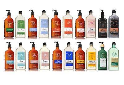 Bath and Body Works Aromatherapy Set Body Lotion + Body Wash & Foam Bath - New