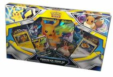 Pikachu-Gx & Eevee-Gx Special Collection Box New & Sealed Pokemon Box