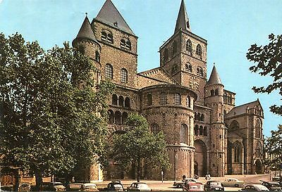 Alte Postkarte -  Trier - Dom